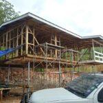 POMTECH teachers house built by Wapco Builders