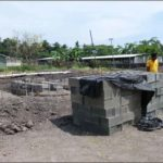 Butuka Primary School Classroom Foundation set by Wapco Builders