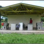 Students ablution works built by Wapco Builers