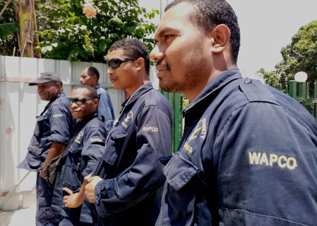 Wapco Security Unit