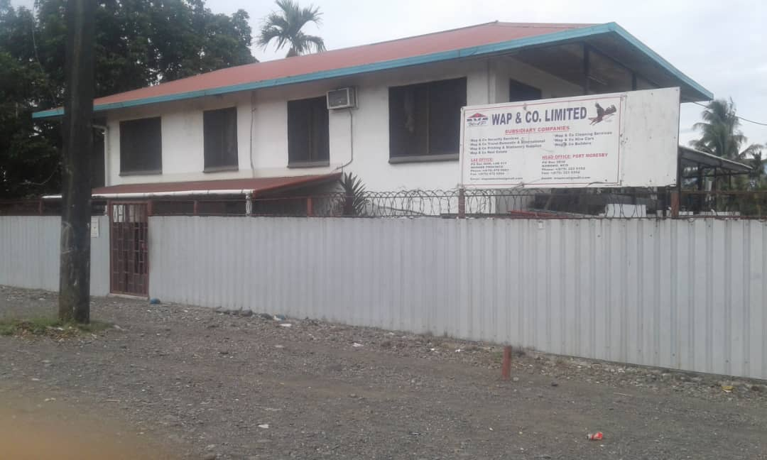 Wapco Limited Office - Lae