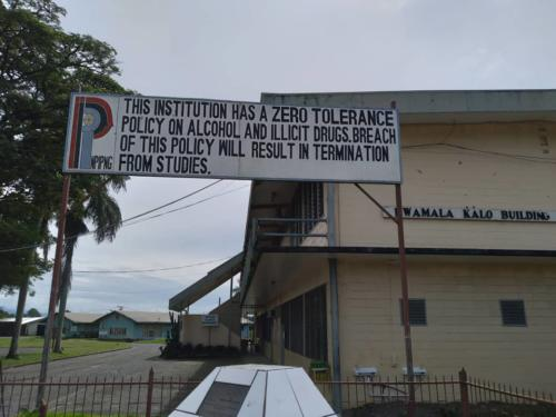 PNG POLYTECH guarded by Wapco Security Service